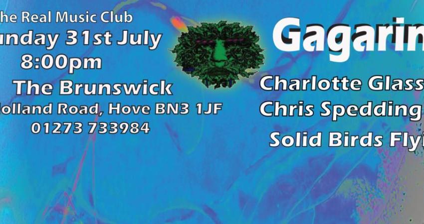WeGotTickets | Simple, honest ticketing | Real Music Club presents ...