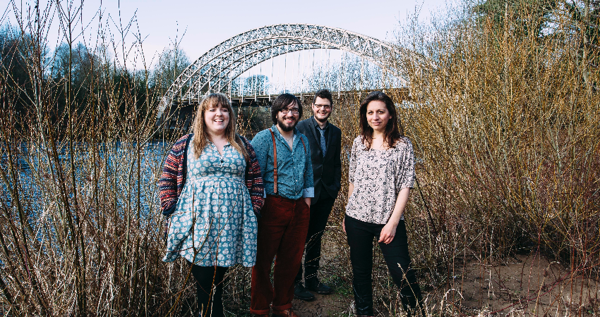Haystack Music presents THE TEACUPS plus support