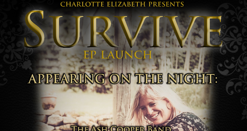 SURVIVE EP LAUNCH