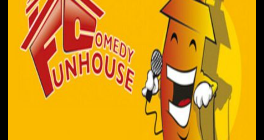 FUNHOUSECOMEDY.CO.UK   MAD MARCH COMEDY WITH LEEK COMEDY CLUB