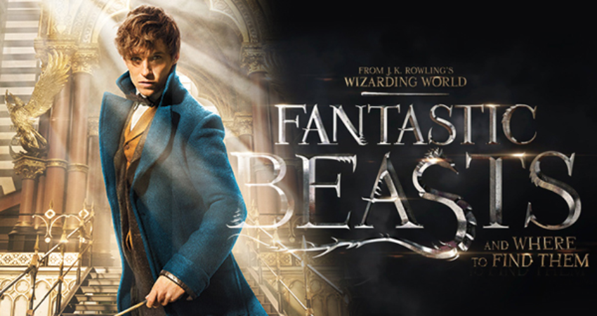 FANTASTIC BEASTS & WHERE TO FIND THEM (12A)