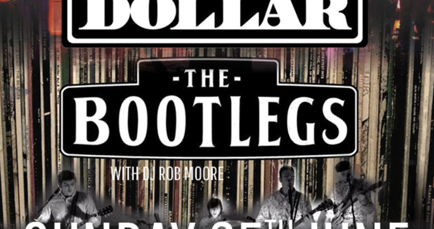 MOJO DOLLAR & THE BOOTLEGS
