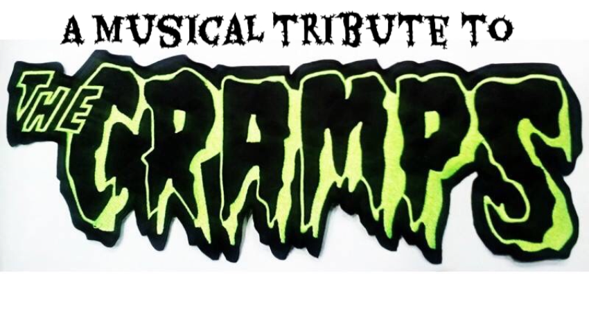 BENJAMIN LOUCHE & THE MYSTERIOUS WOODSMEN PRESENT A MUSICAL TRIBUTE TO THE CRAMPS!