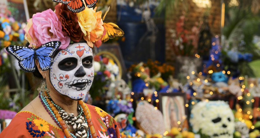 LEEDS DAY OF THE DEAD FIESTA - FRIDAY
