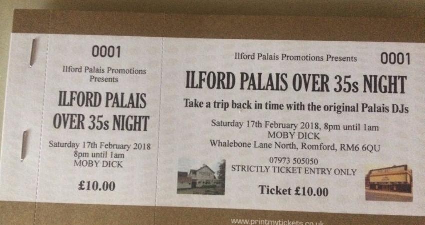 ILFORD PALAIS OVER 35S NIGHT