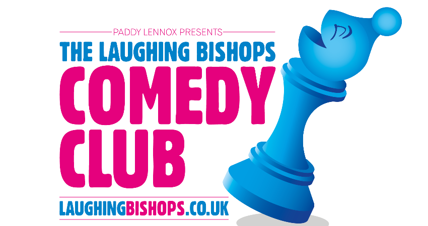 LAUGHING BISHOPS COMEDY CLUB WITH TROY HAWKE