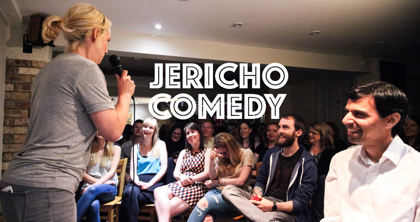 JERICHO COMEDY FOR MIND