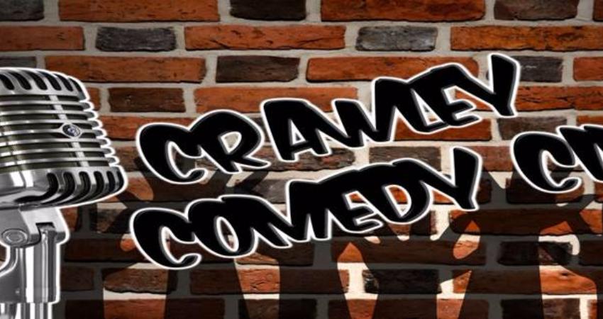 CRAWLEY COMEDY CLUB - 23.03.18