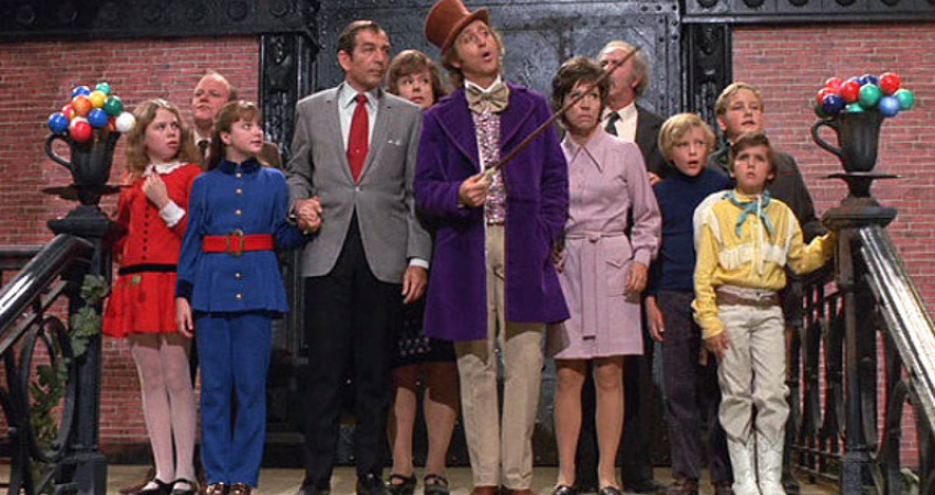 BRAID FILM THEATRE PRESENTS CHARLIE AND THE CHOCOLATE FACTORY (1971)