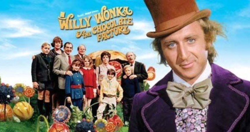 19:30 - WILLY WONKA AND THE CHOCOLATE FACTORY (STRICTLY 18+)