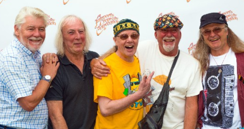 FOLK IN THE BARN PRESENTS FAIRPORT CONVENTION  - SPRING TOUR 2018