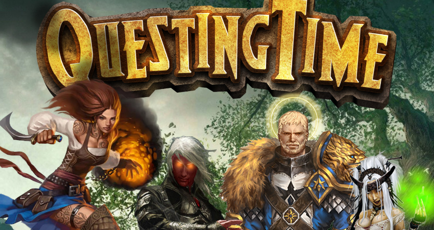 QUESTING TIME