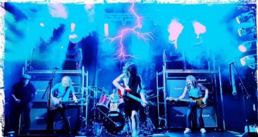 WeGotTickets | Simple, honest ticketing | Live Wire: The AC/DC Show
