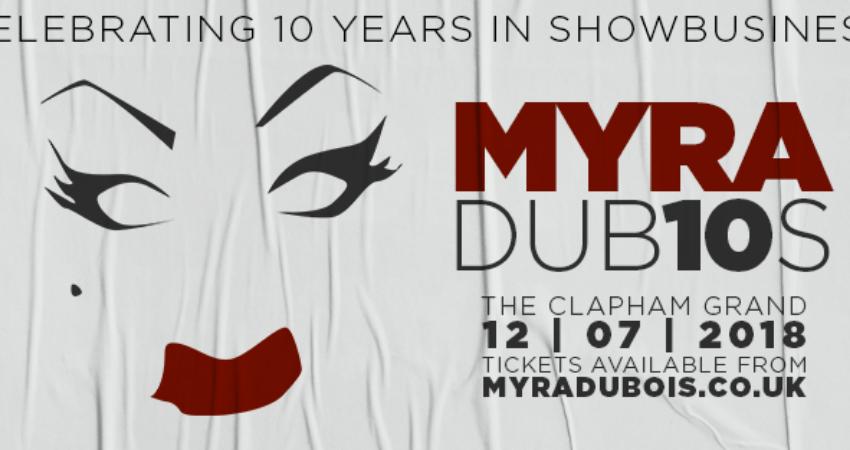 MYRA DUBOIS IN MYRA: 10