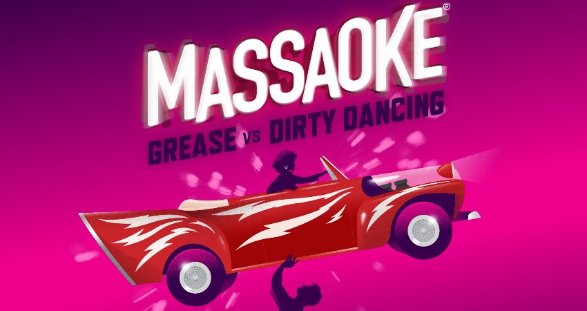 MASSAOKE: GREASE VS DIRTY DANCING