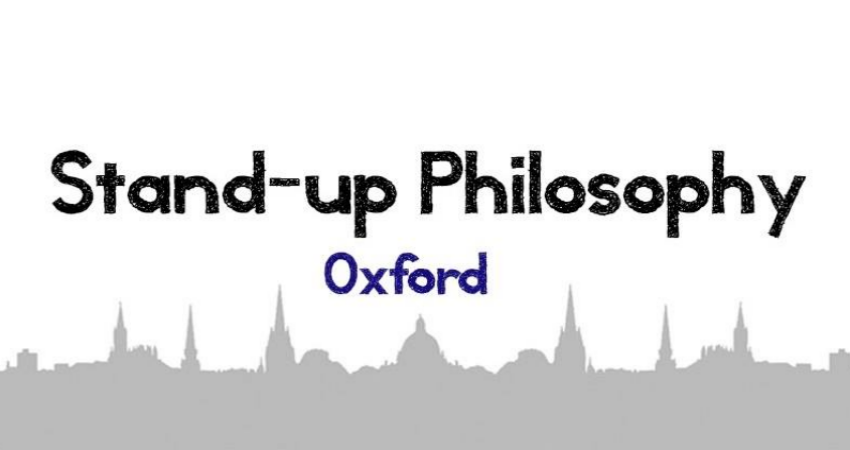 STAND-UP PHILOSOPHY -