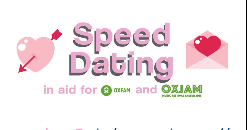 Speed dating exeter