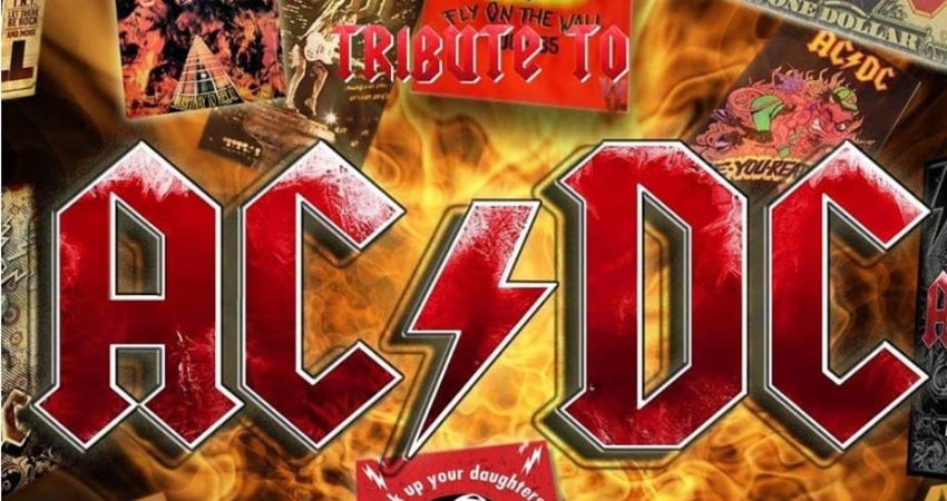 LET THERE B/DC the UKs TOP Tribute to AC/DC