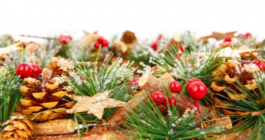 Making Christmas.Wegottickets Simple Honest Ticketing Christmas Wreath