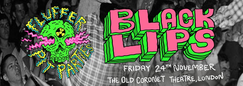 Black Lips Mega Pit Party | This ain't no normal gig