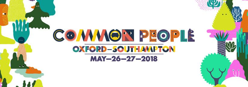 Common People | 2018 festivals fast approaching