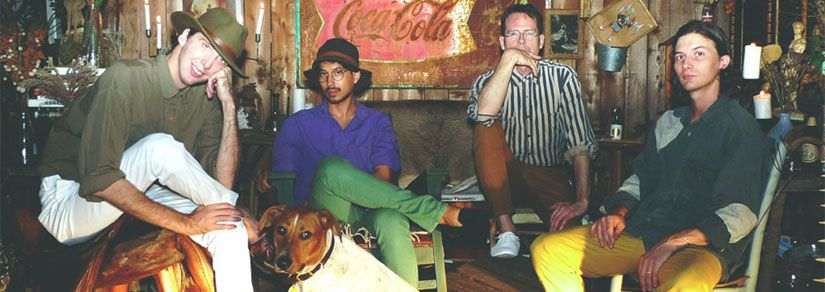 Deerhunter | Bradford Cox and co to play London and Brighton