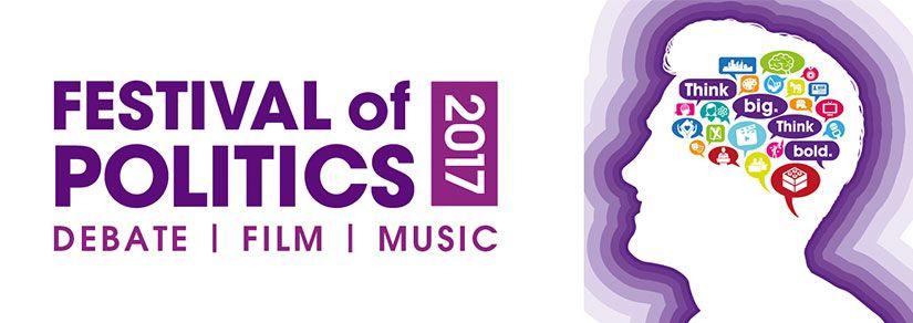 Festival of Politics 2017   Edinburgh, The Scottish Parliament, 19th - 21st October