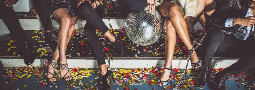 New Year's Eve | Get your party on
