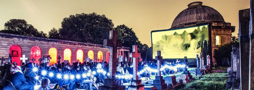 Pop-up Cinema | Outdoor screenings in stunning locations around the UK