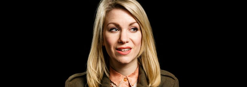 Rachel Parris | Star of The Mash Report plays London shows