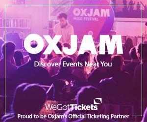 Oxjam - Discover events near you